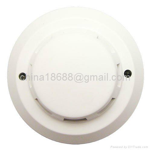 Anti-RFI and Anti-EMI Dustproof Photo-electric Smoke Detector 2