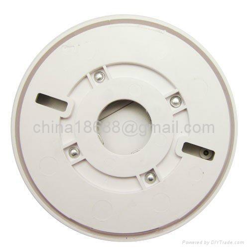 Anti-RFI and Anti-EMI Dustproof Photo-electric Smoke Detector 3