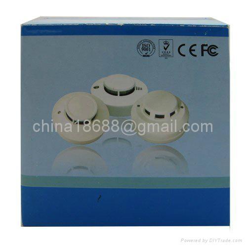 Anti-RFI and Anti-EMI Dustproof Photo-electric Smoke Detector 4
