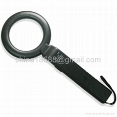 LED Light Hand Held Metal Detector