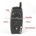 2 x BT 500M Bluetooth Interphone Motorcycle Helmet Headset Intercom 3