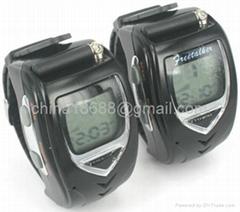 Walkie Talkie Watch Set - Backlit LCD