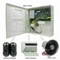 4-In-1 Full Wired Intellisense Alarm
