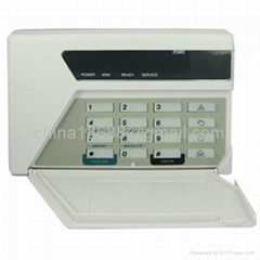 LED Display Keypad Compatible with Intellisense Wired Alarm System