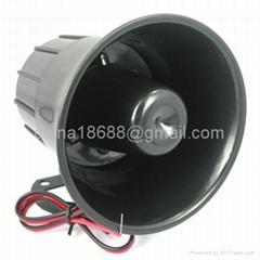 Home and Office Wired Siren Horn with Bracket for Security Protection