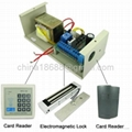 4-In-1 Full Door Access Control Systems