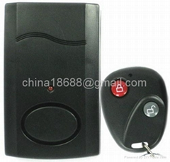 Remote Control Security Alarm to Protect Shop / Office / Home