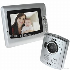7 Inch TFT Color Video N