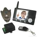 Wireless Portable Video Intercom System