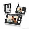 Wireless Video Door Phone with Dual