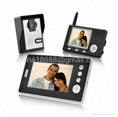 Wireless Video Door Phon