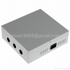 120W 8CH Output 12V / 15V DC CCTV Distributed Power Supply Box for Security Came