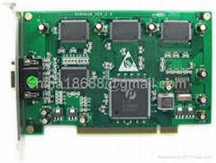 8 Channel Real Time PC DVR Card