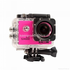 Original WiFi Version SJ4000 Action Camera Diving 30M Waterproof Sport Camera