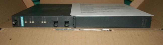 Siemens Simatic s7-400 PLC 3