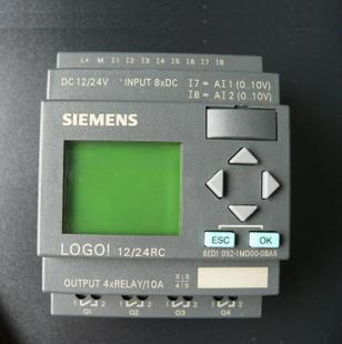 Siemens Simatic LOGO 6ED1052-1CC00-0BA6  3