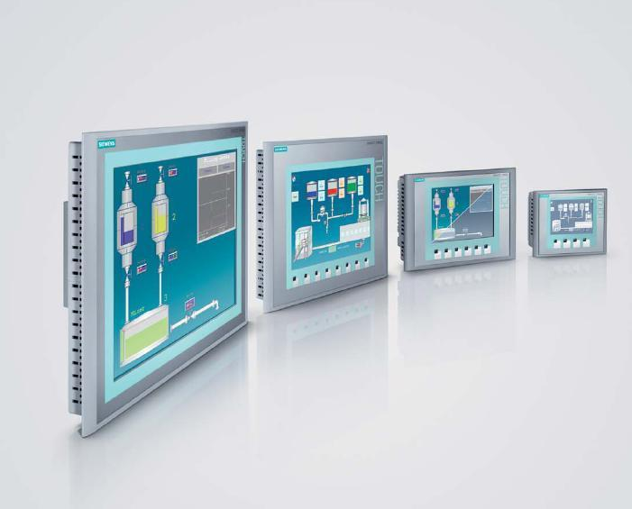 Siemens Simatic HMI 6AV6 643-0CD01-1AX1 1