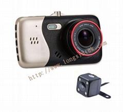 full hd dvr with 2 lens