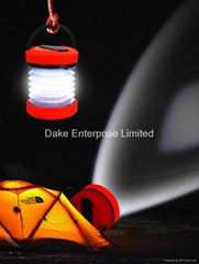 Dynamo Crank Telescopic Camping Lantern
