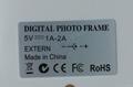 "10"" super thin digital photo frame"