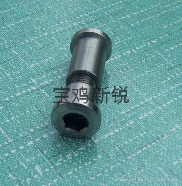 自行车用钛合金对锁螺丝 1