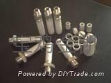 316lL不锈钢粉末烧结滤芯 2