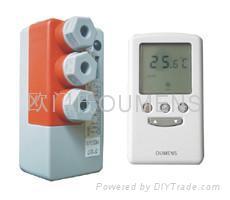 无线型风机盘管温控器