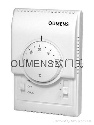 机械盘管温控器 1