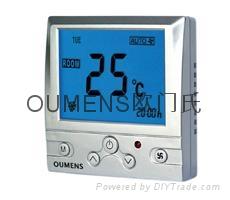 液晶風機盤管溫控器 2