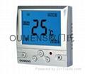 液晶风机盘管温控器 2