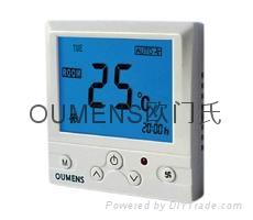 液晶風機盤管溫控器 3
