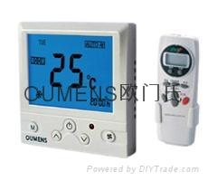 液晶風機盤管溫控器 4
