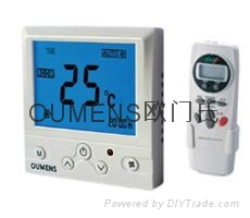 液晶风机盘管温控器 4
