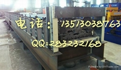 688 Floor Decking Forming Machine