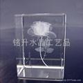 海南水晶礼品定做、水晶内雕礼品
