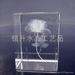 海南水晶礼品定做、水晶内雕礼品、深圳水晶礼品厂