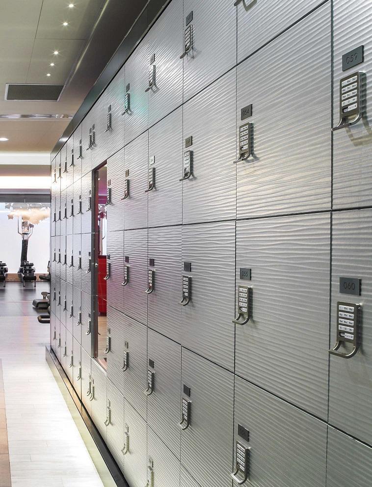 深圳恩多力供應Digilock酒店儲物櫃密碼鎖  3