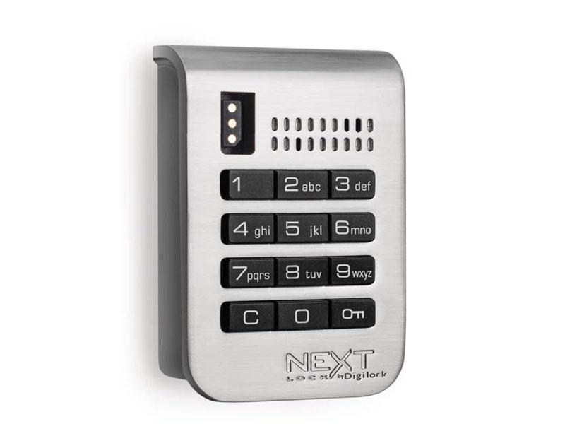 深圳恩多力專業供應Digilock高端智能健身房密碼櫃門鎖  1