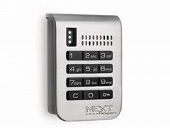 深圳恩多力专业供应Digilock高端智能健身房密码柜门锁