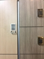 深圳恩多力專業供應Digilock高端智能健身房密碼櫃門鎖  4