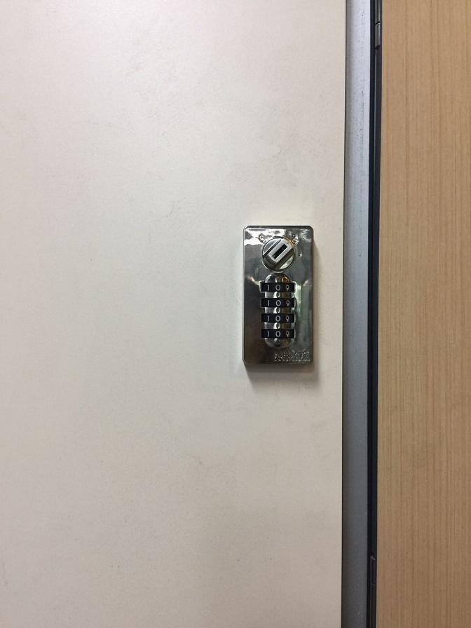 深圳恩多力專業供應Digilock高端智能健身房密碼櫃門鎖  5