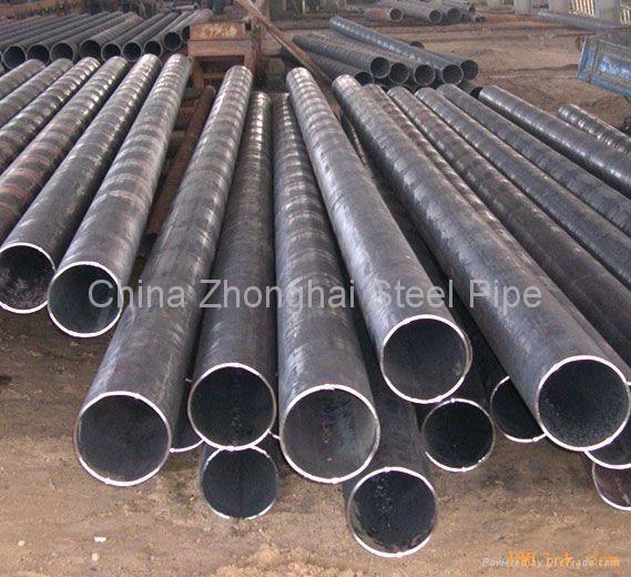 sprial steel pipe 3