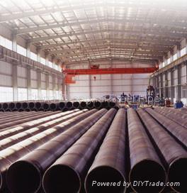 sprial steel tube 1