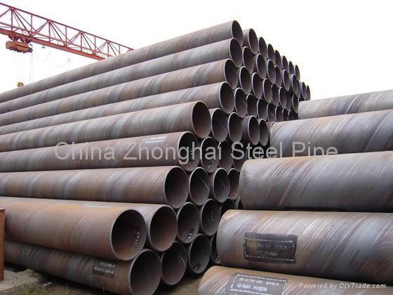 sprial steel tube 3