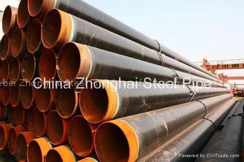 ERW steel tube 2