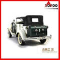 Antique Metal Car Model for Shop Decoration 3