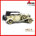 Antique Metal Car Model for Shop Decoration 4