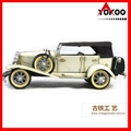 Antique Metal Car Model for Shop Decoration 5