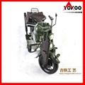 Vintage Metal Motorcycle Model