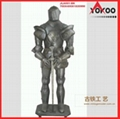 Decorative Medieval Knight Armour for home decoration 2